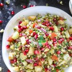 Healthy Moong Dal Sprout Salad- Ruchiskitchen