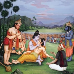 Lakshman wounded