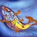 Matsya Avatar - The Fish Incarnation