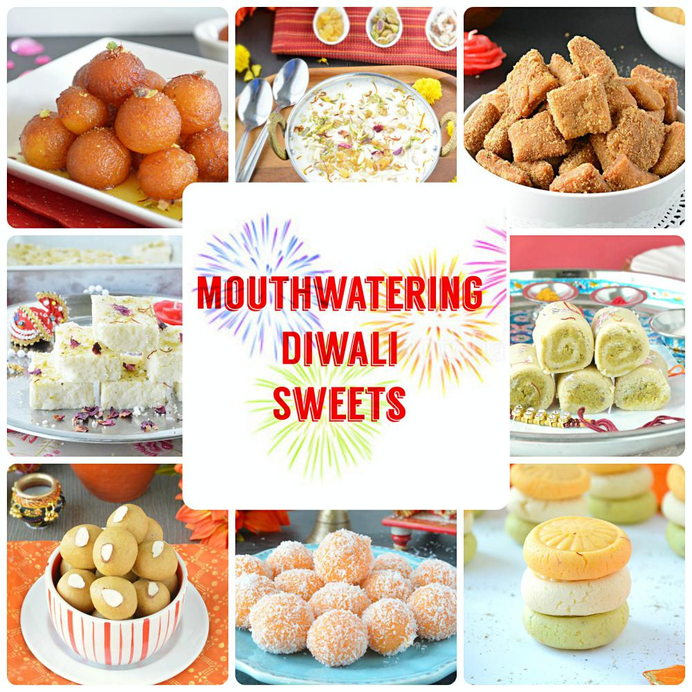 DIWALI POTLUCK RECIPES