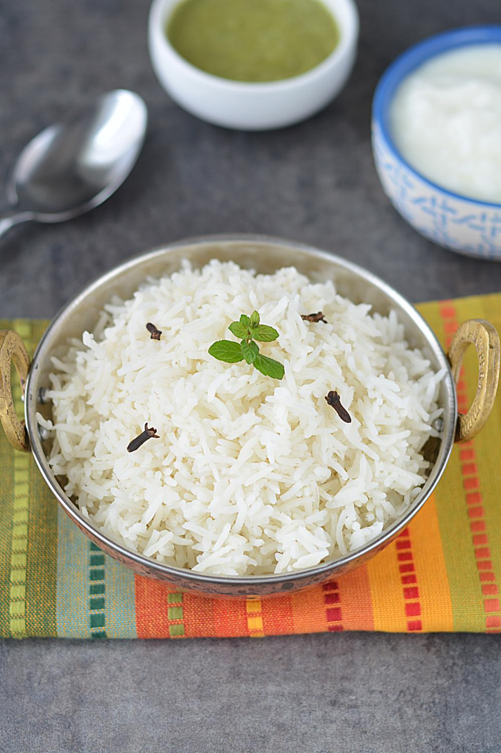 Calories count 1 cup cooked white rice