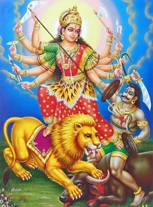 Dusshera or Vijayadashami