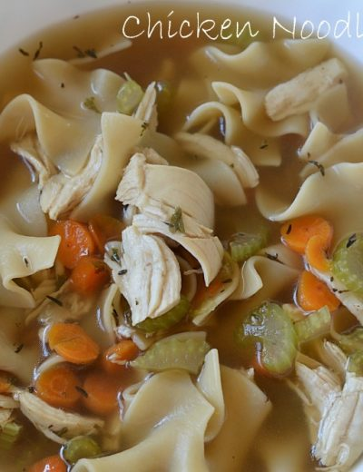 Chicken-noodle-soup