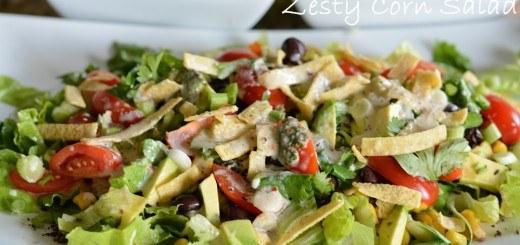 Zesty - Corn - salad