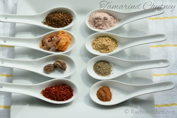 Tamarind-Chutney- ingredients