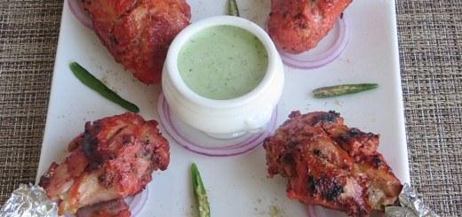 Tandoori chutney recipe