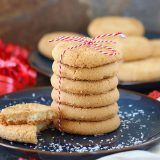 Eggless coconut cookies - Ruchiskitchen
