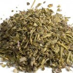 Dried-marjoram-leaves
