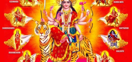9 forms of maa durga