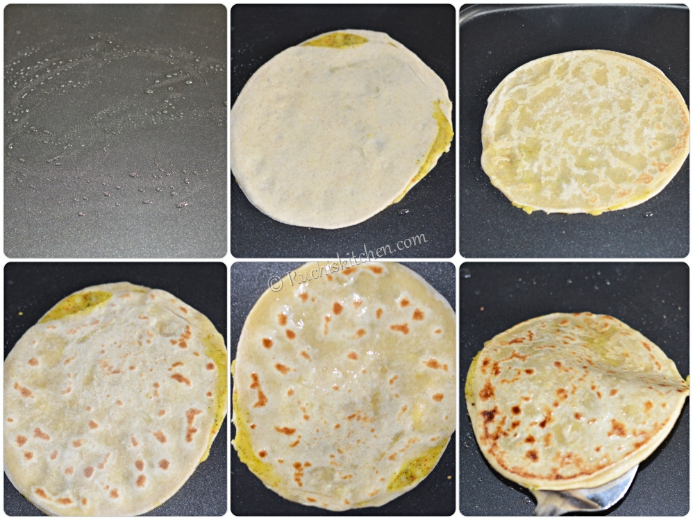 Aloo parathacooking