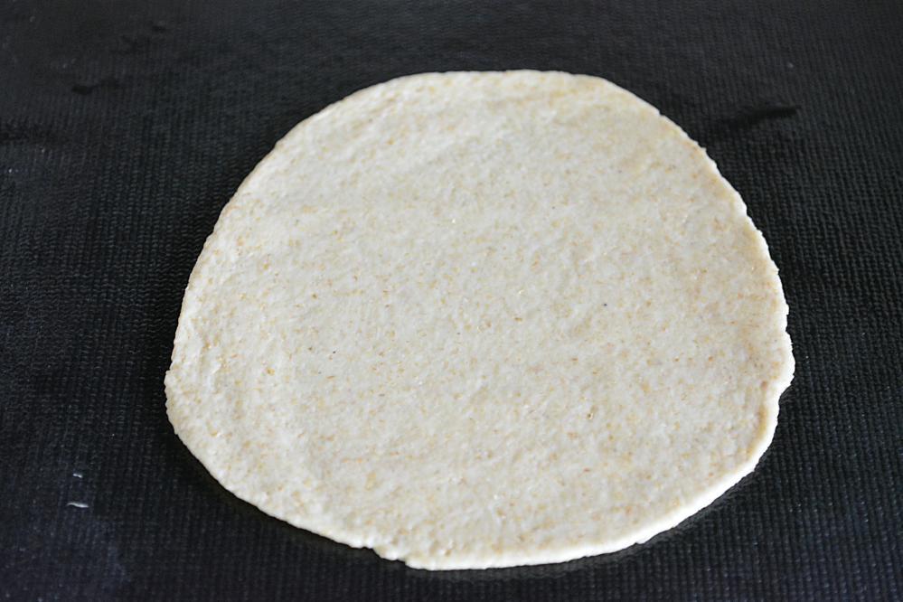 How to make round puris