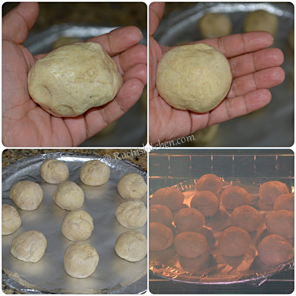 Churma recipe baking