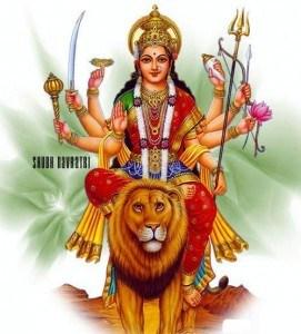 Maa-Durga-Navratri