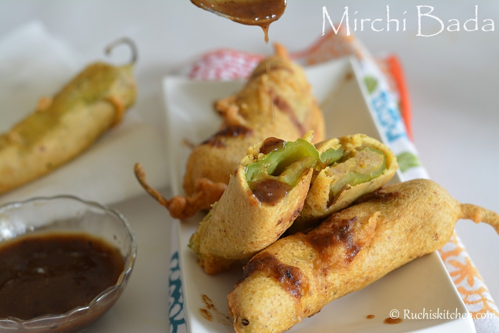 Mirchi Bada recipe