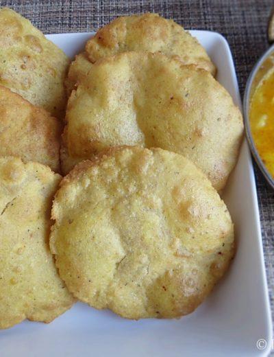 Missi Puri recipe