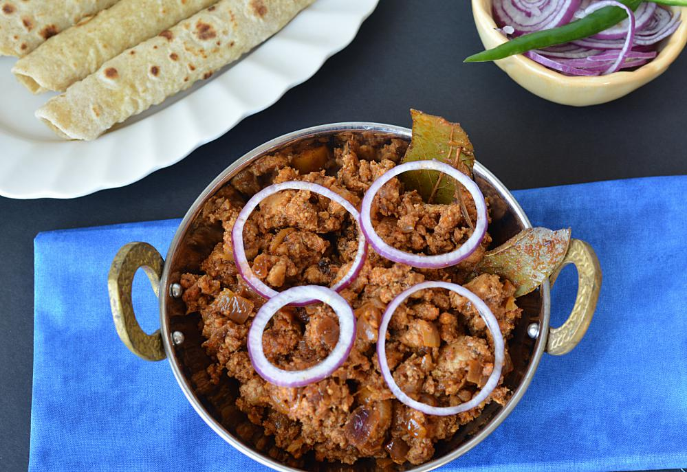 Chicken keema recipe forumfinder Image collections
