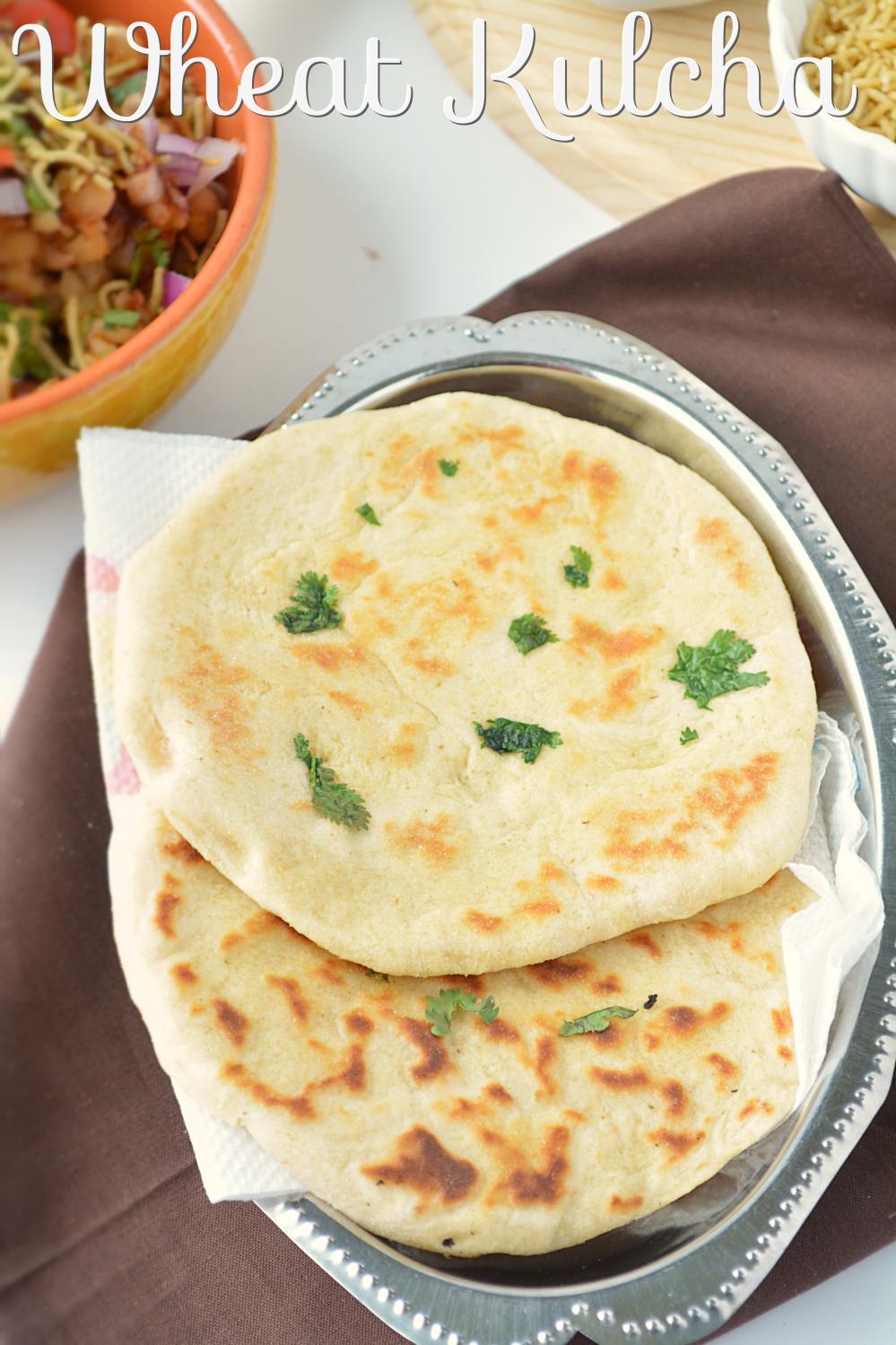 Kulcha and wheat kulcha recipe forumfinder Images