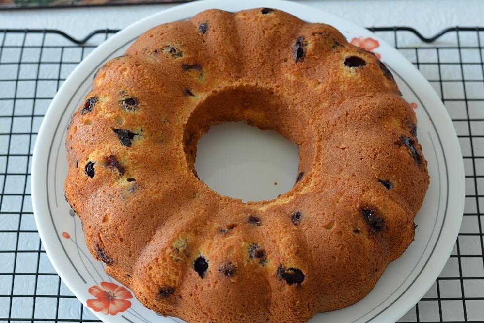 Blueberry Cake Tip