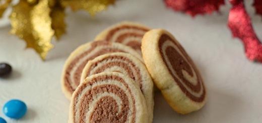 Pinwheel cookies - Cookies served