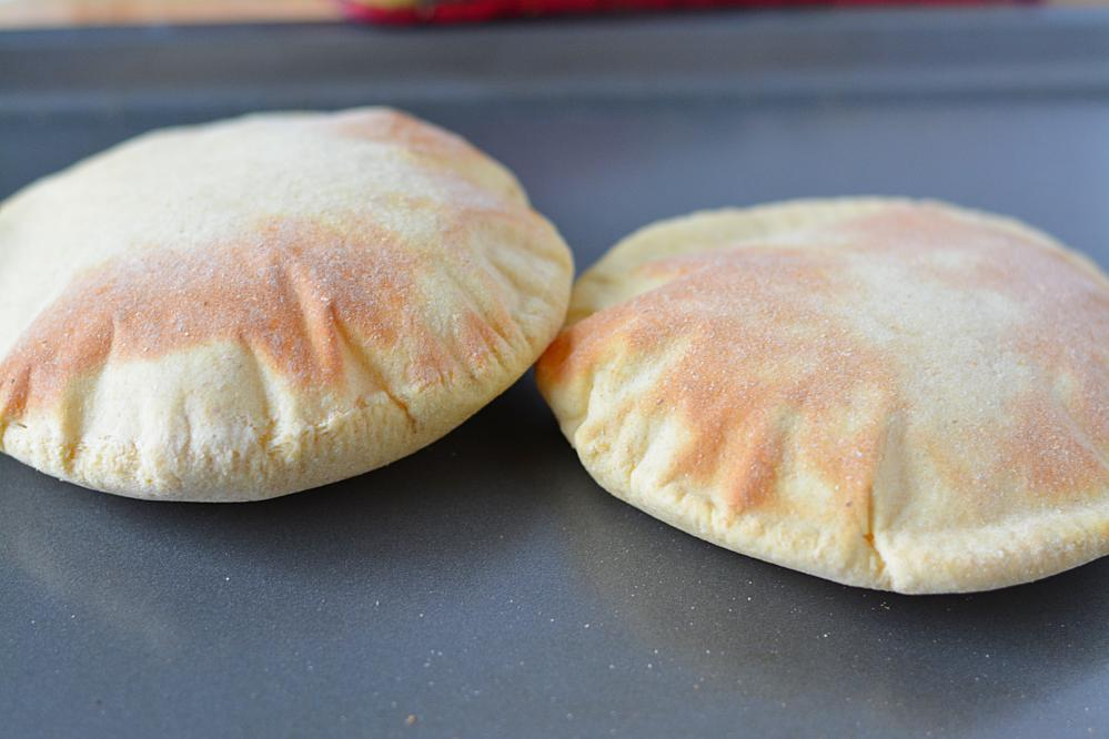 How To Make Pita Bread Or Pita Pockets