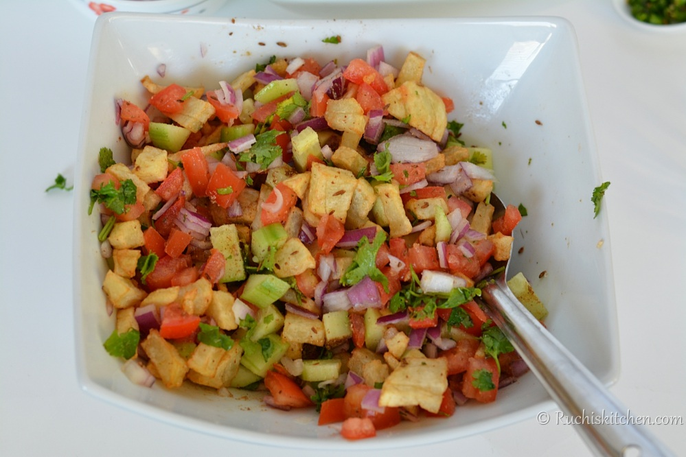 Sprout salad - mix salad