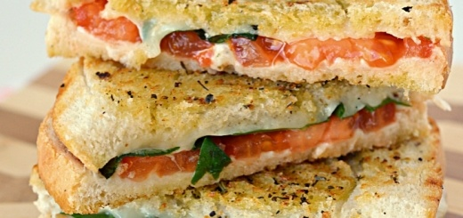 Margherita sandwich recipee