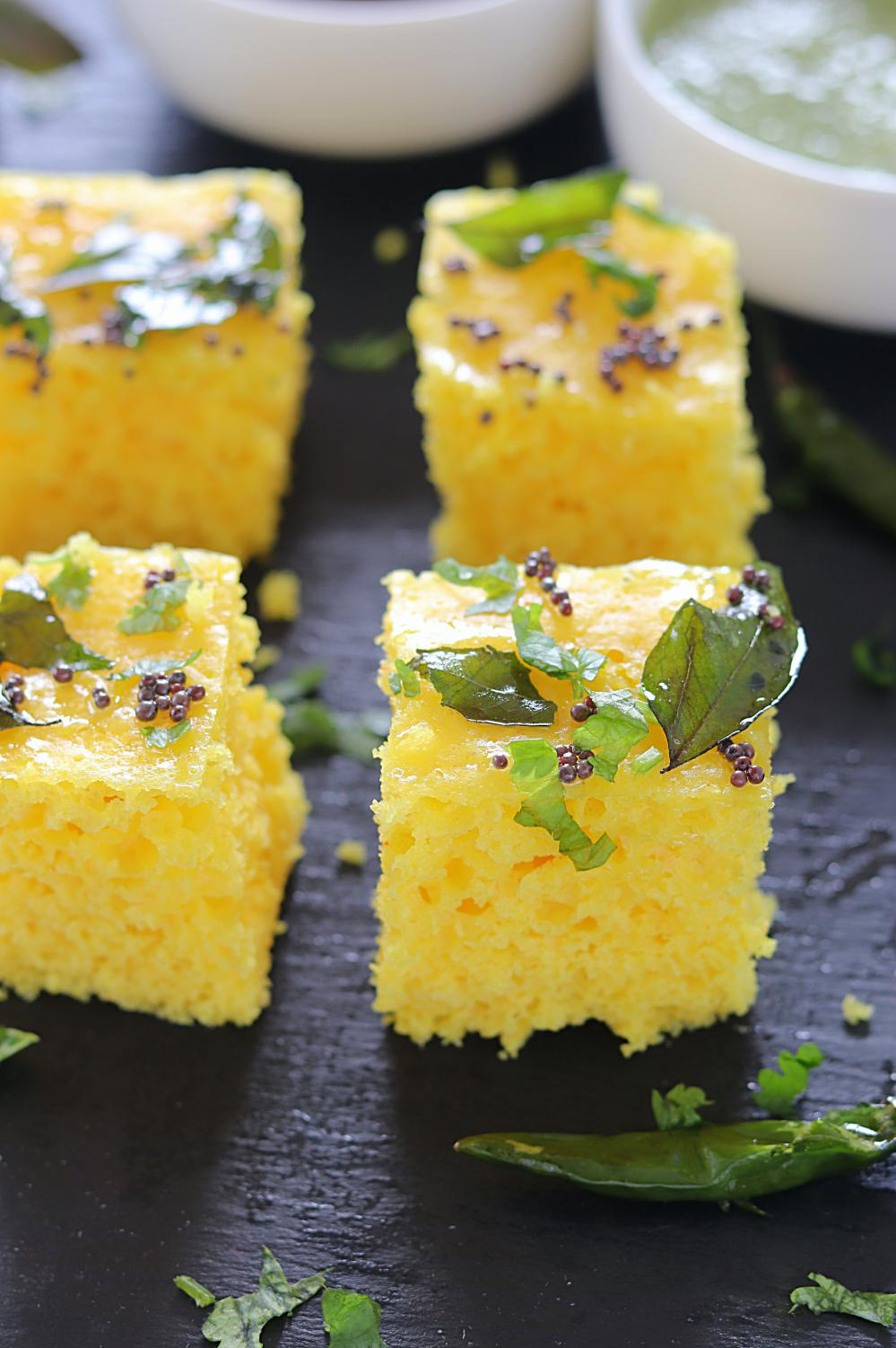 Step by Step Dhokla recipe