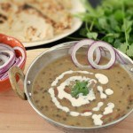 dal makhani with roti