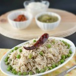 pulao cooked