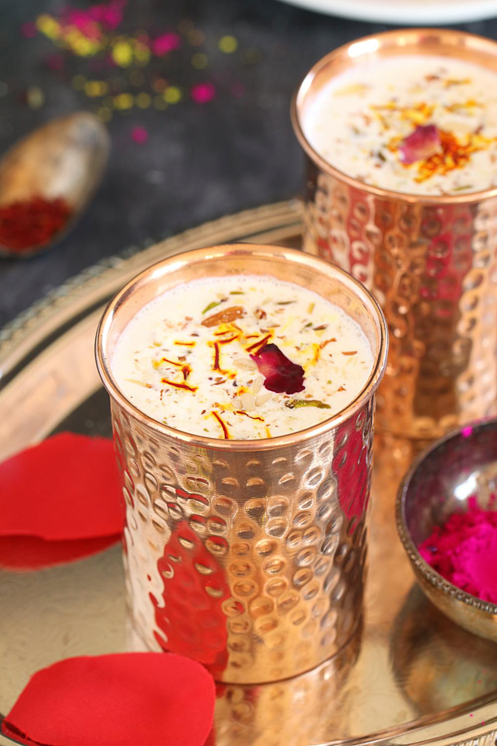 How to make Thandai Recipe