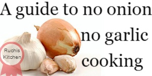 No Onion No Garlic Cooking