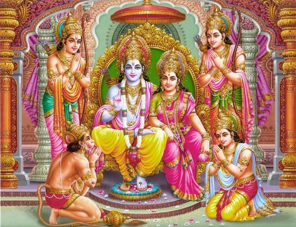 10 incarnations of Vishnu
