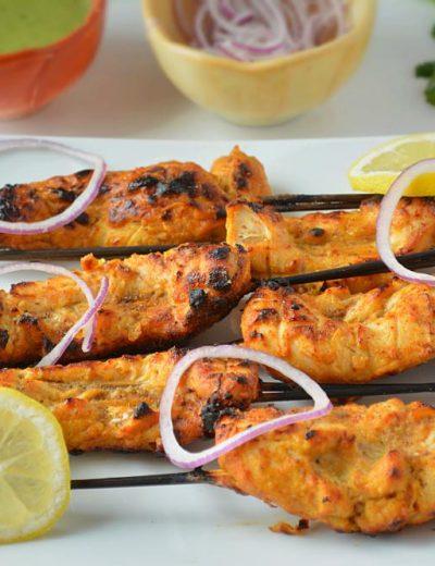 Kalmi Kabab recipe
