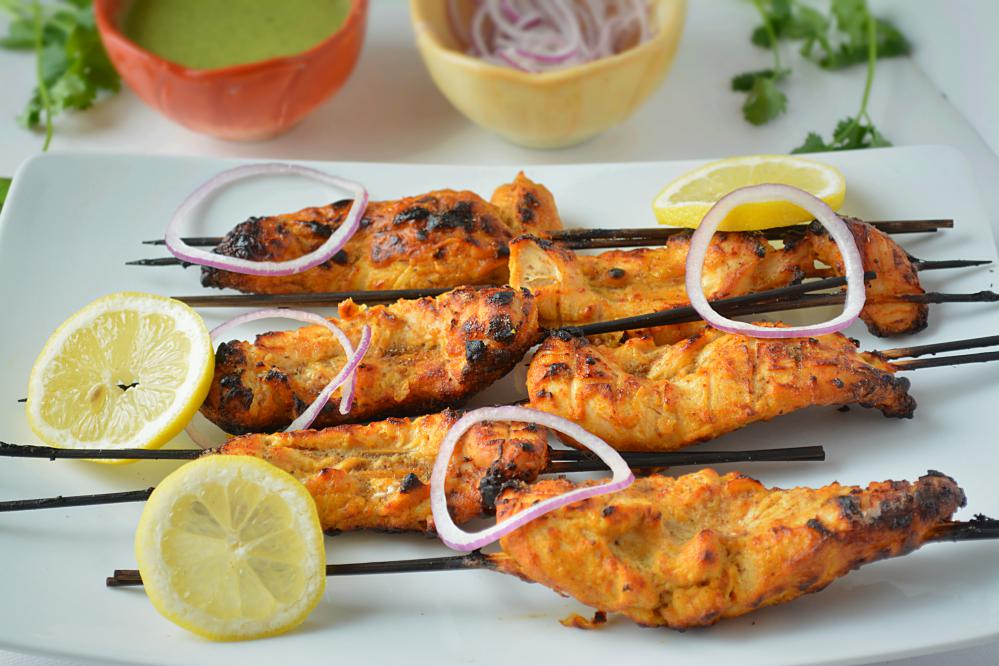 Chicken kalmi recipe