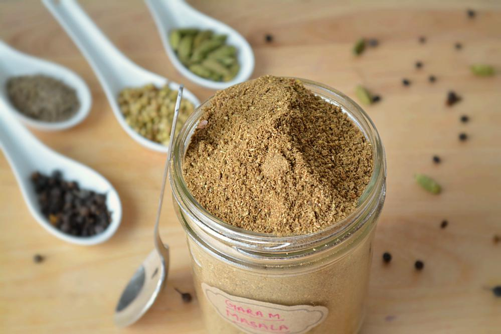 Homemade garam masala powder - Garam masala recette ...