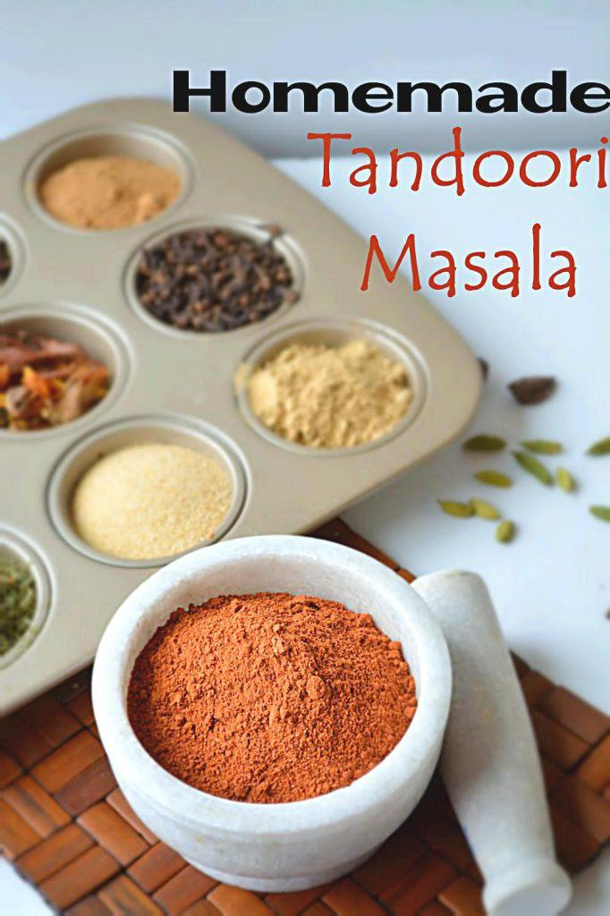 How to make Tandoori masala