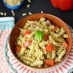 pasta_pesto_food_2