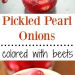 Pearl onions in Vinegar - Pickled onions - Ruchiskitchen
