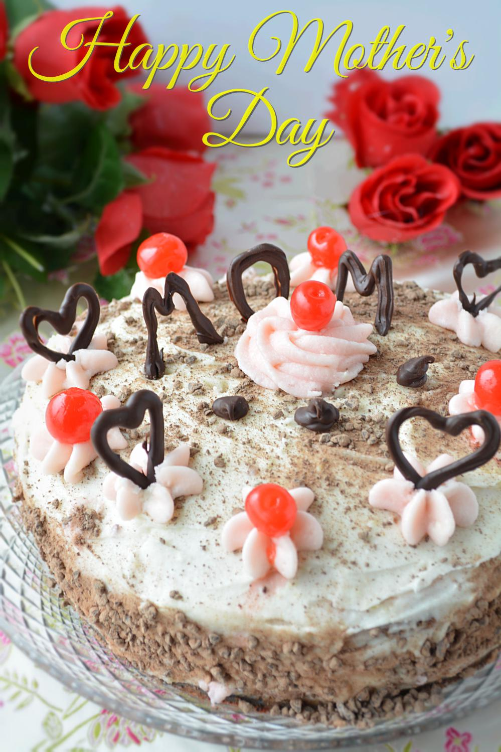 Eggless Cake Using Mix