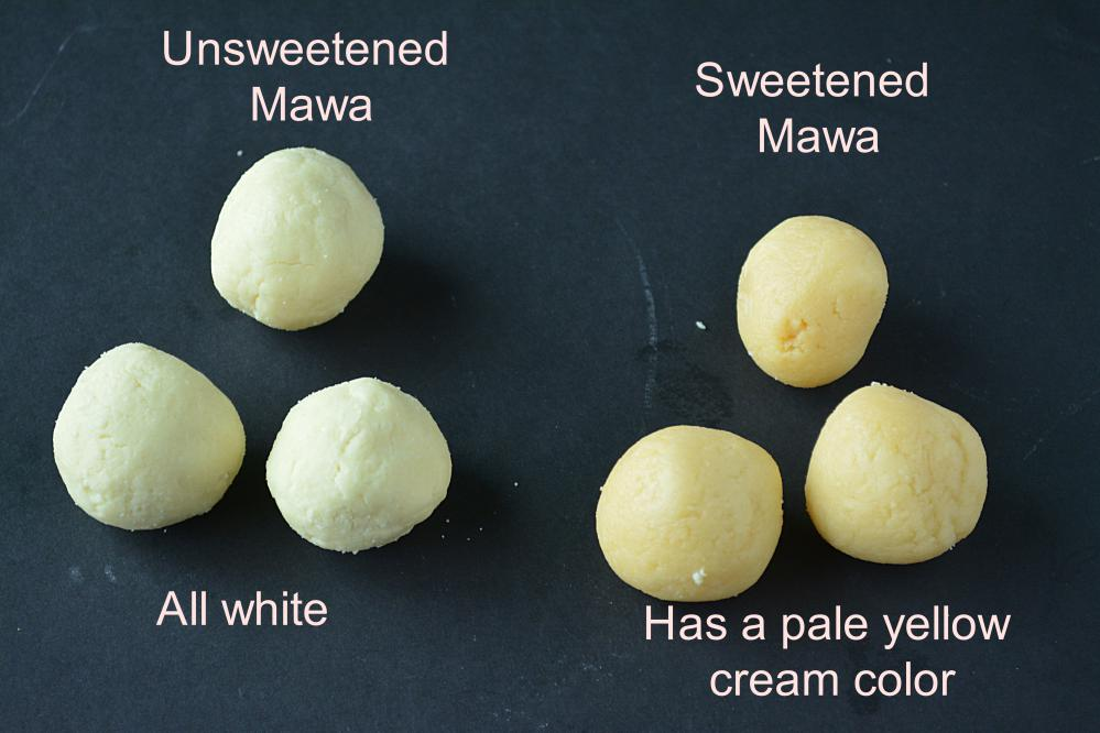 How to make mawa - 5 ways of making mawa