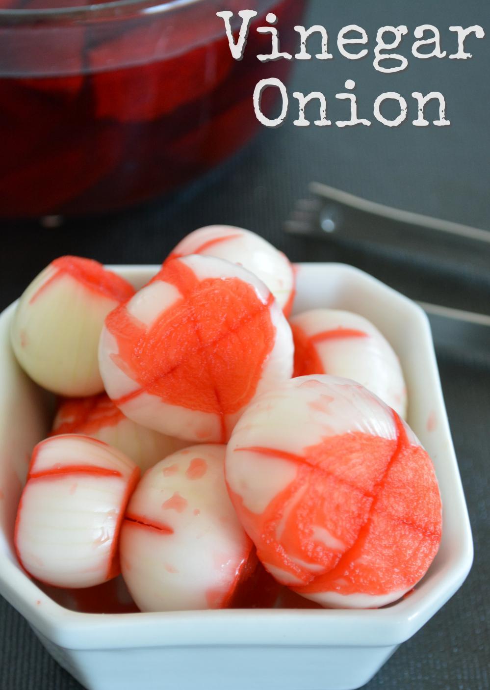 Vinegar Onion recipe or Sirke wala pyaaz recipe