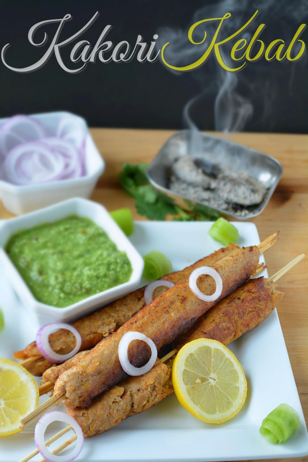 Kakori Kebab recipe