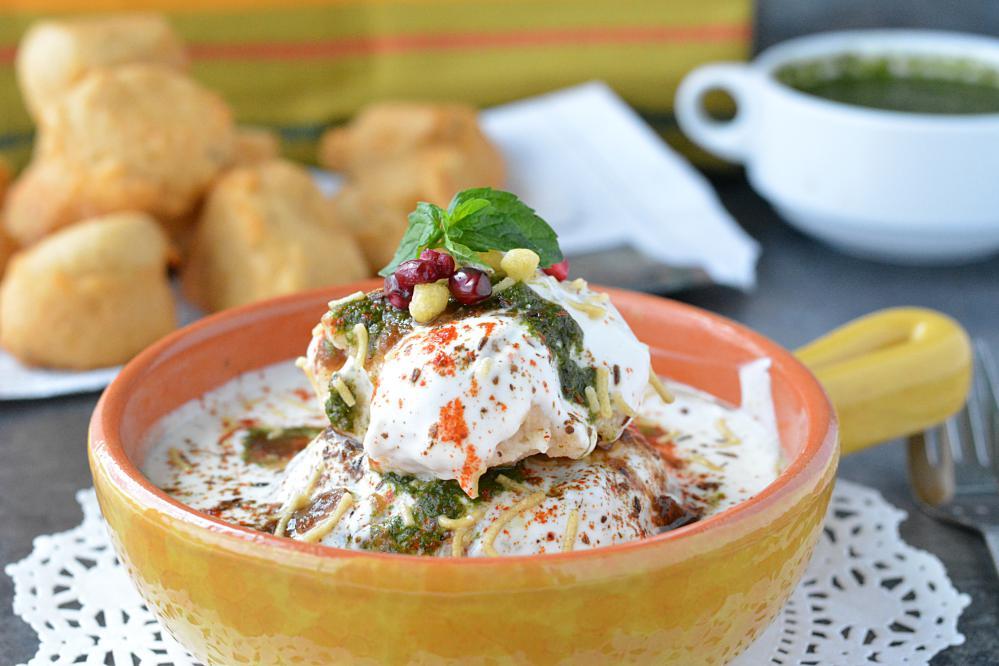 how to cook dahi vada