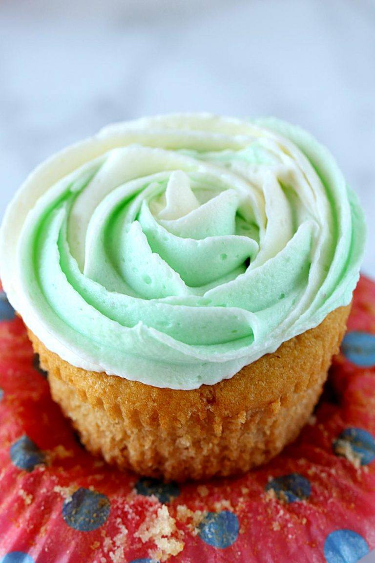 Perfect Eggless Vanilla Cupcakes, tested &tried eggless ...