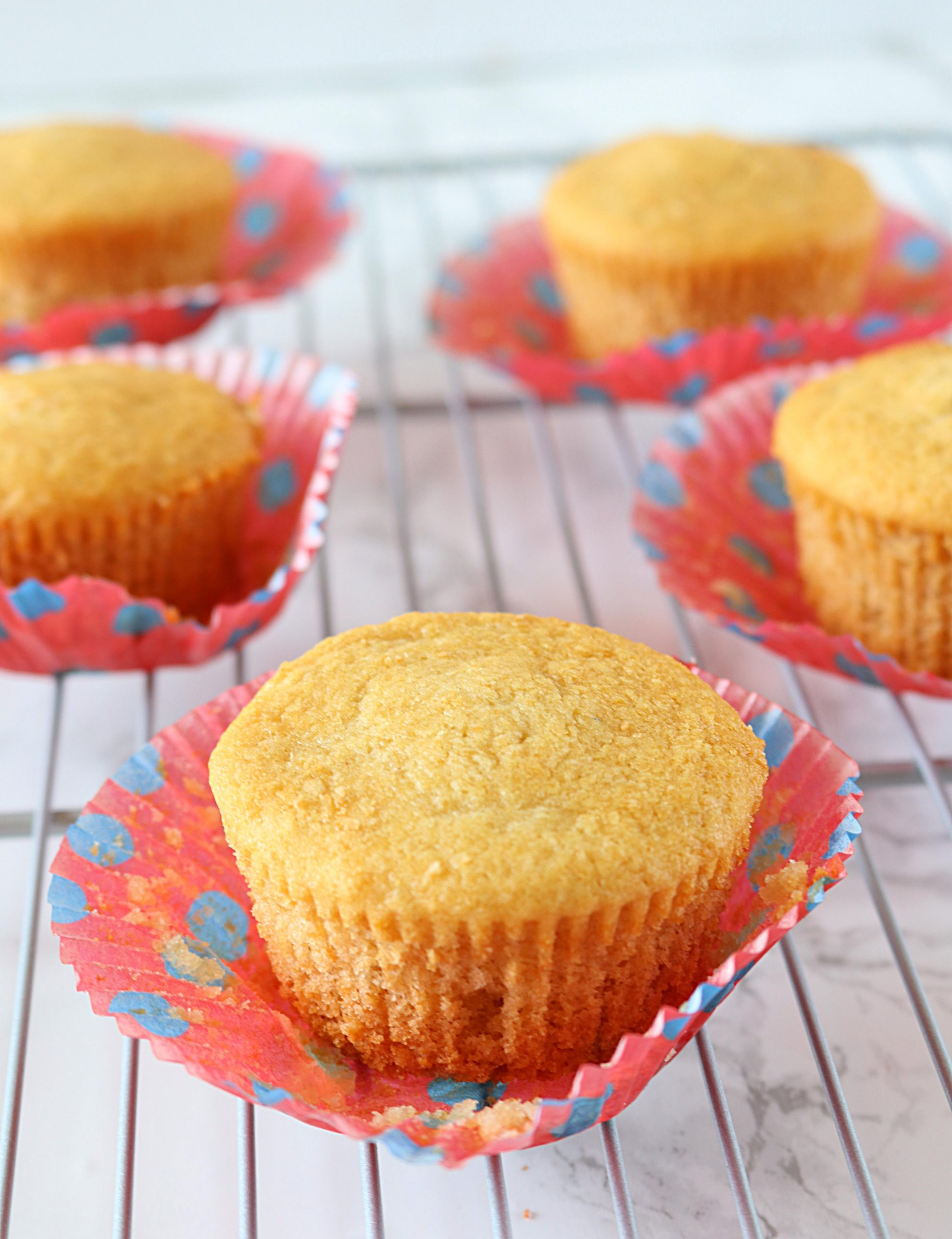 images How to Make Eggless Vanilla Cupcakes