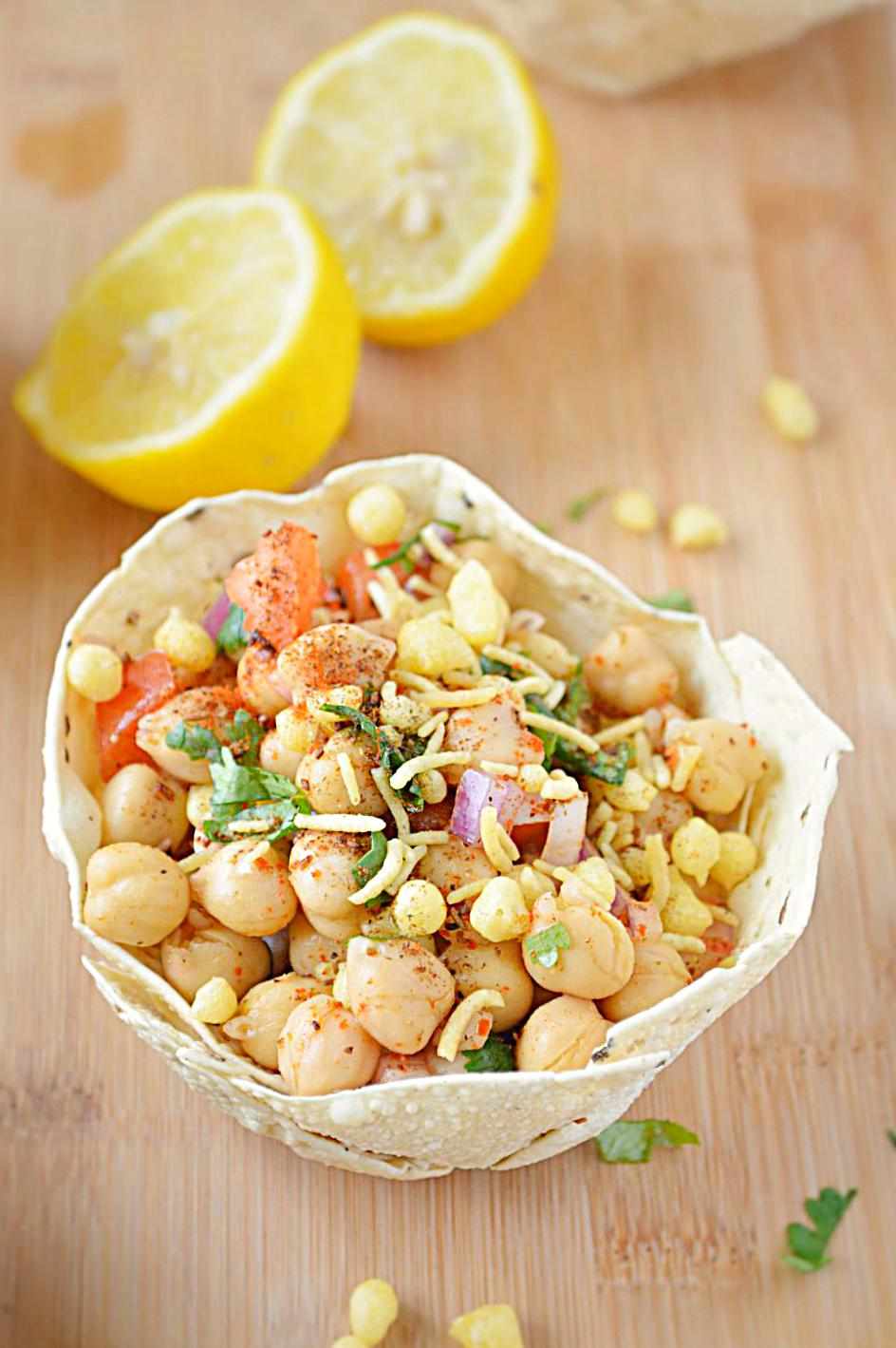 Papad Katori Chaat