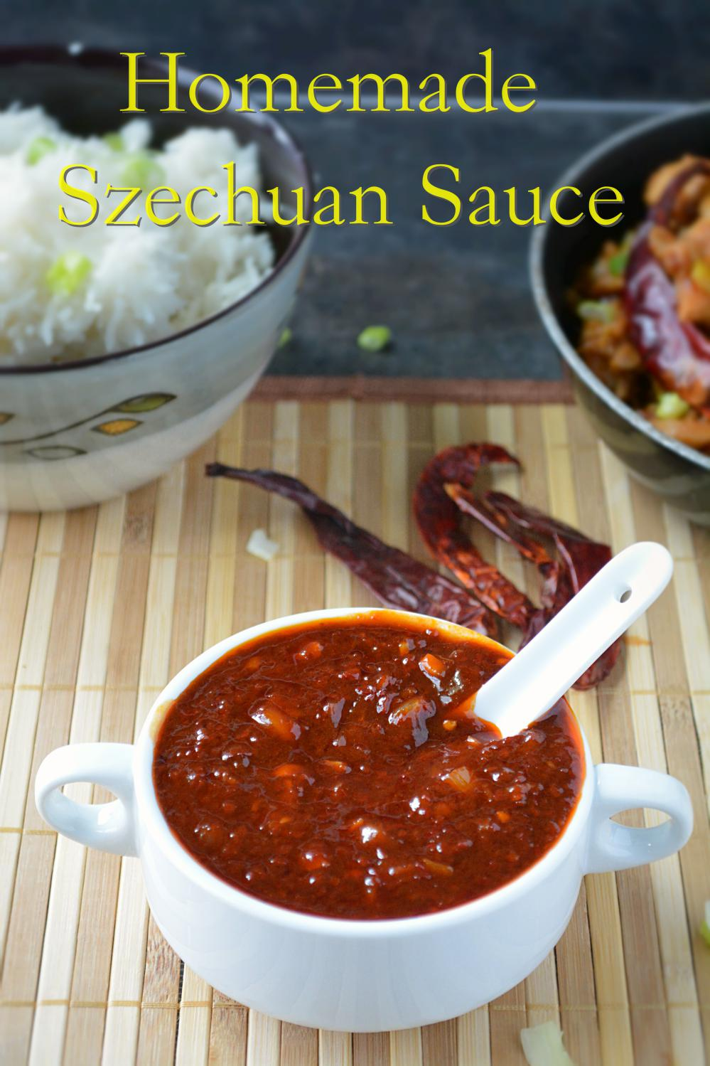 Homemade Szechuan Sauce recipe