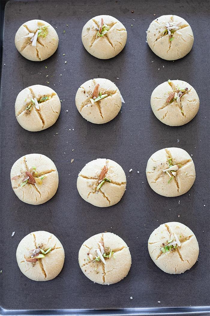 Freshly Baked nankhatai