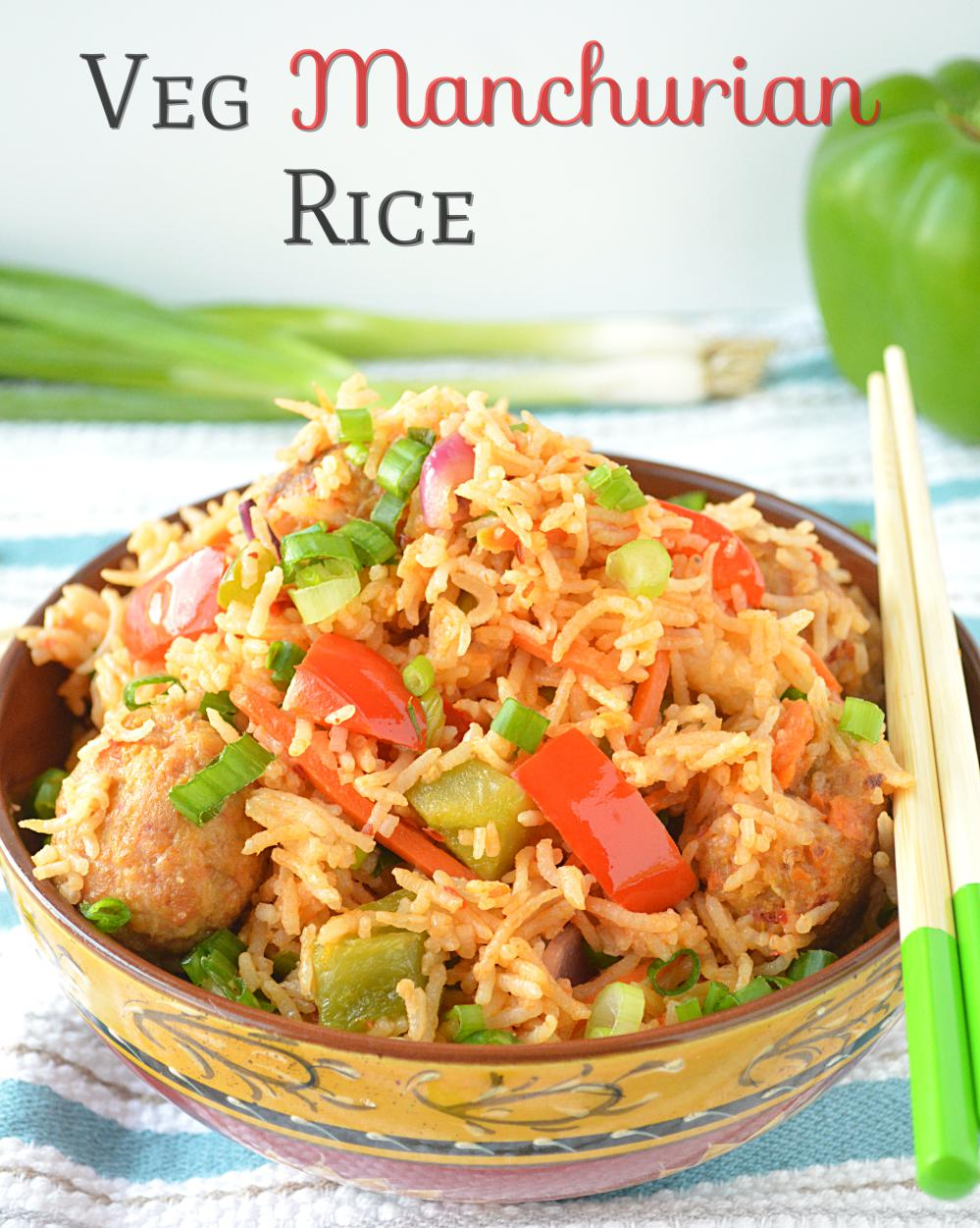 Manchurian rice veg manchurian rice forumfinder Image collections