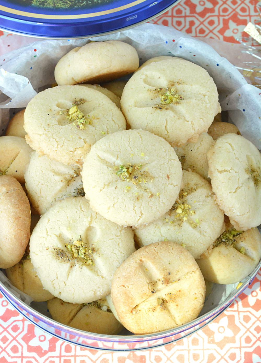Tested and tried NanKhatai Recipe- Ruchiskitchen